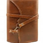 Cognac Tan Leather Journal