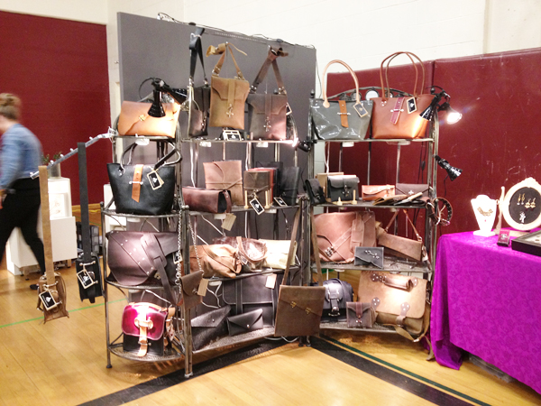 Divina Denuevo Hand Made Leather Bags in Vancouver