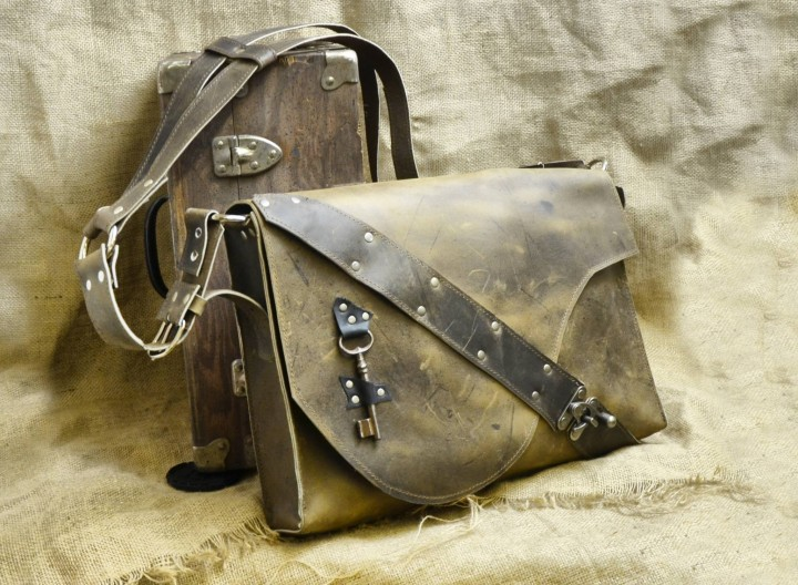 Crazyhorse Leather Bag