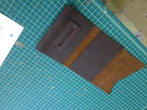 DIY Leather Tobacco Case