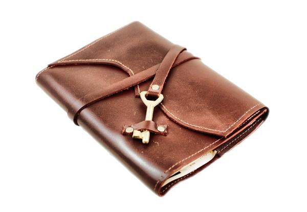 Divina Denevo Leather Journal
