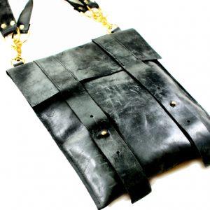 Leather Satchel Bag