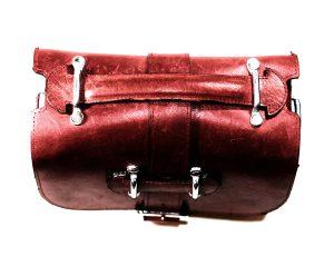 Burgundy Camera Bag