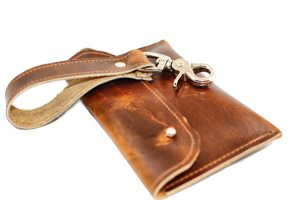 Leather Hipster Wallet