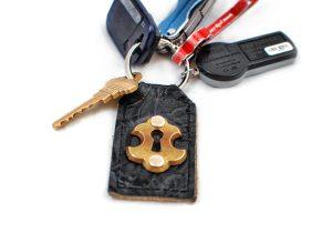 Escutcheon Key Fob