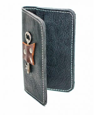 Steampunk Leather iPhone Case