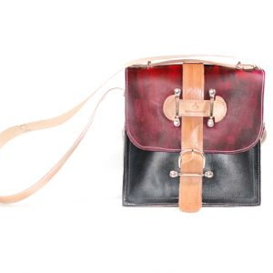 Vancouver Leather Camera Bag