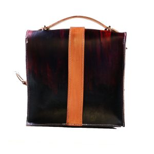 Leather Camera Bag