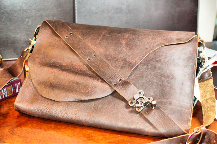 Evolution – The Story of our Barcelona Laptop Bag