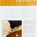 Divina Denuevo featured in Haute Handbags Fall 2012