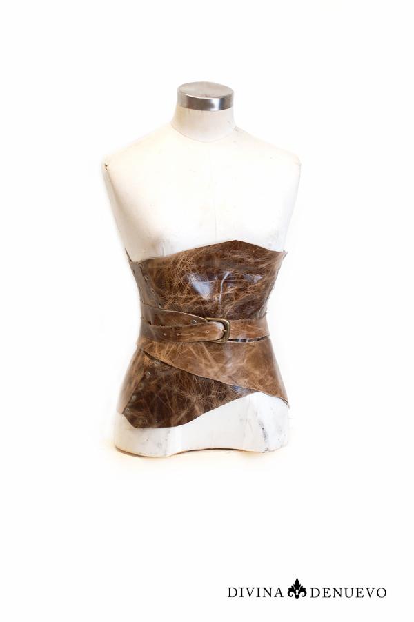 Leather Costume Design Vancouver