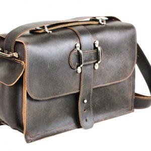 Indiana Jones Leather Satchel
