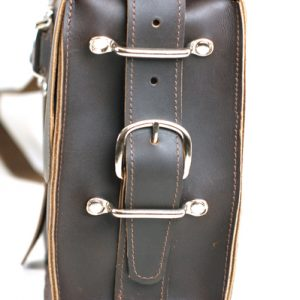 Custom Leather Satchel