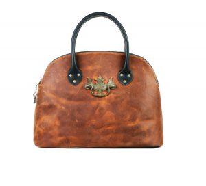 Black & Tan Handbag