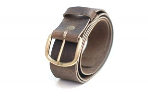 Crazy Horse Leather Belt