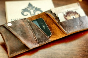 Leather Phone Case and Wallet