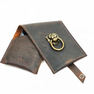 Leo Leather Phone Case