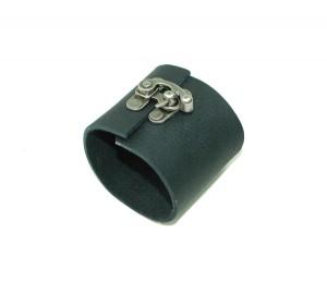 Steampunk Leather Cuff