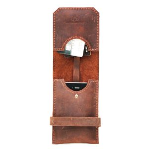 Leather Pop Up Phone Case