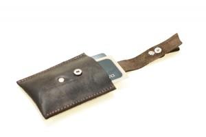 Pop up card wallet