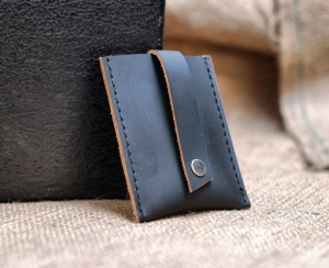 Leather Front Pocket Wallet