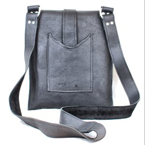 Leather iPad Case with Straps