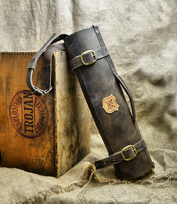 Gifts for Chefs - Leather Knife Roll