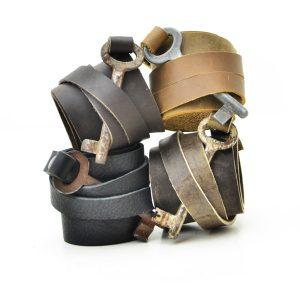 Leather Cuff Unisex