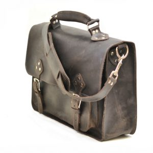 Oil Tanned Leather Bag