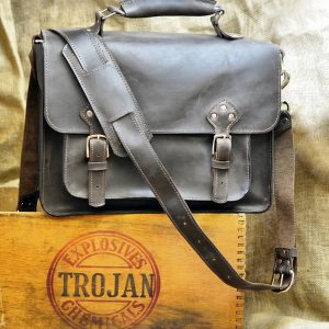 Saddleback Style Leather Bag