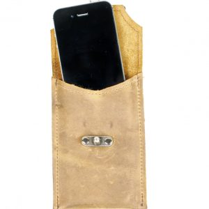 Distressed Steampunk Phone Sleeve