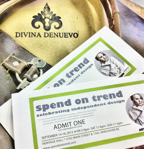 Win FREE Tickets to Spend On Trend!